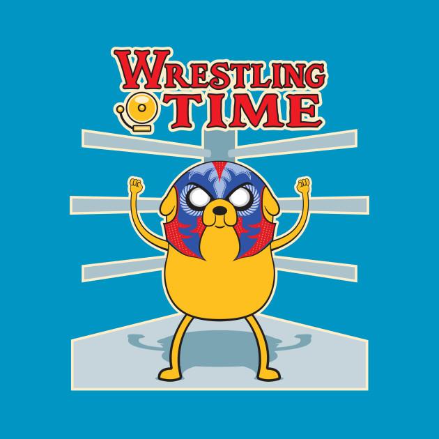 Wrestling Time 2