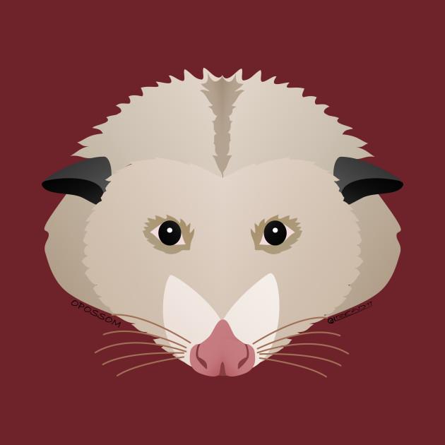 bab6fafaa Baby possum face baby possum shirt teepublic jpg 630x630 Baby possum cartoon
