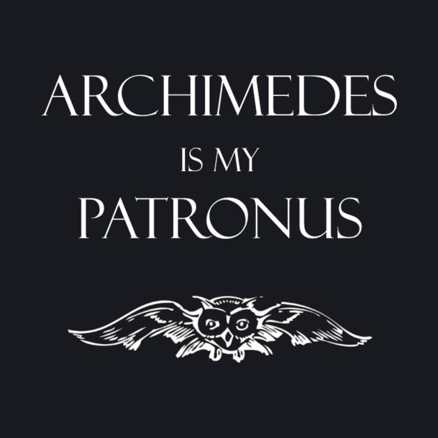 Archimedes is my Patronus