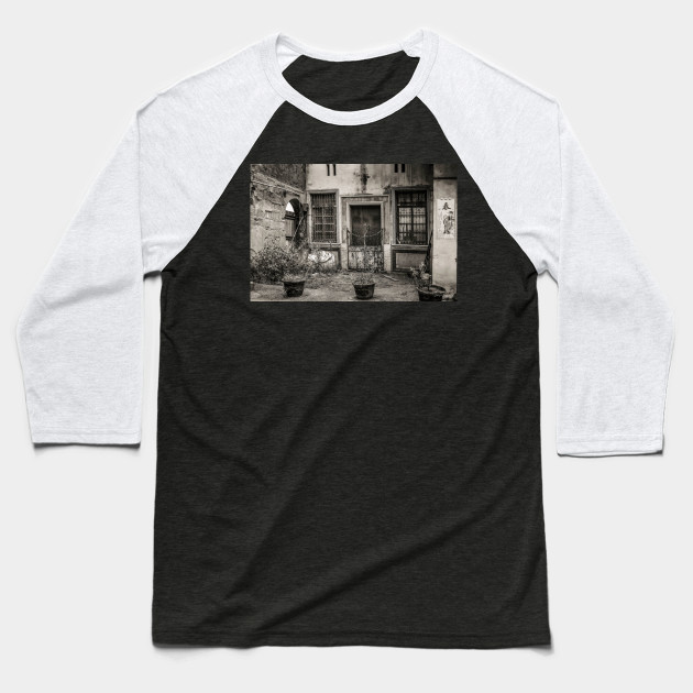 Old House Yilan, Taiwan Baseball T-Shirt