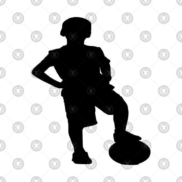 BOY SOCCER T-SHIRT