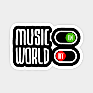 Funny Music Quotes Magnets Teepublic