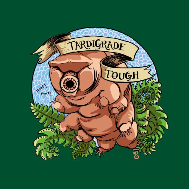 """Tardigrade Tough"" Crest"