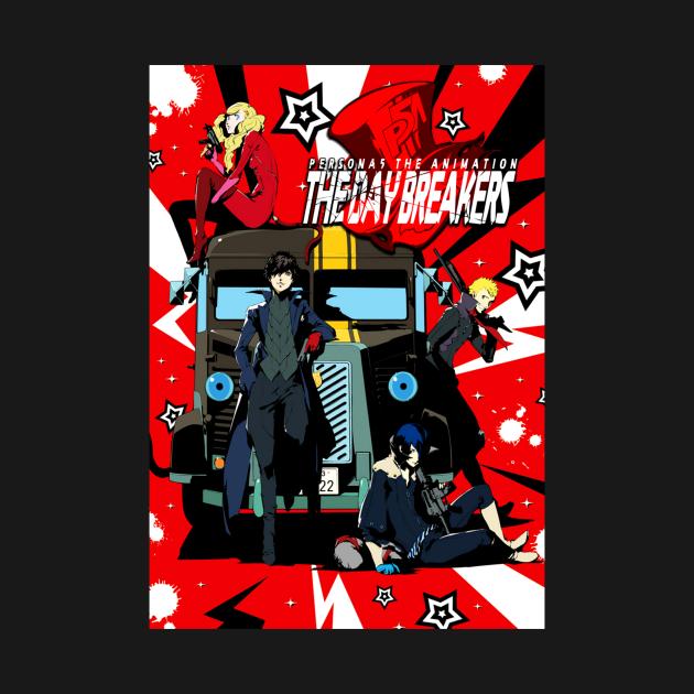 Persona5,design