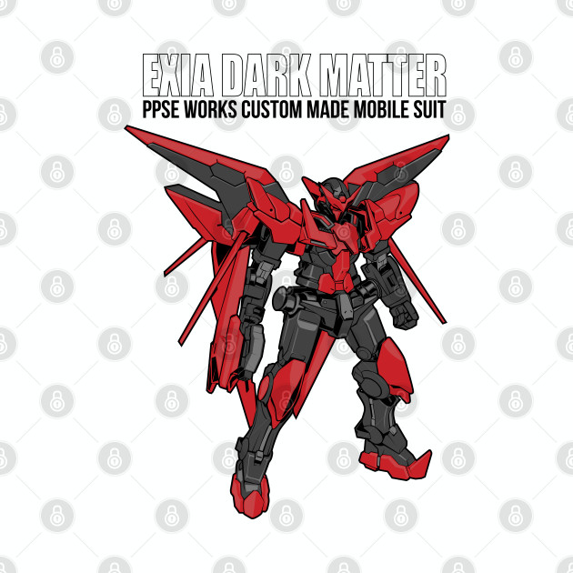 Exia Dark Matter Gundam