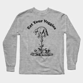 cd97c130 Meat Lovers Long Sleeve T-Shirts | TeePublic