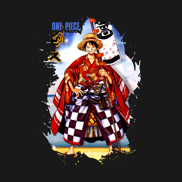 Monkey D Luffy One Piece