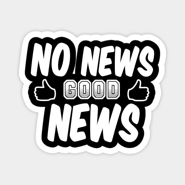 No News,Good News