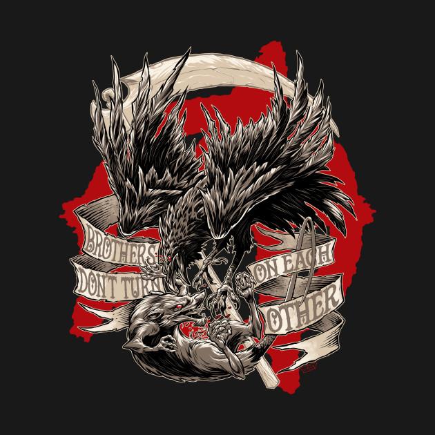 The Crow Vs. The Rat T-Shirt