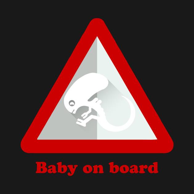 Baby Alien On Board