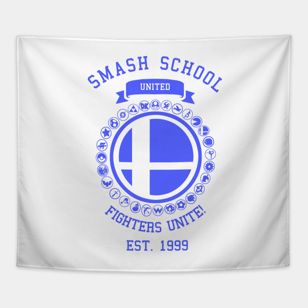 Smash School United (v2) (Blue)