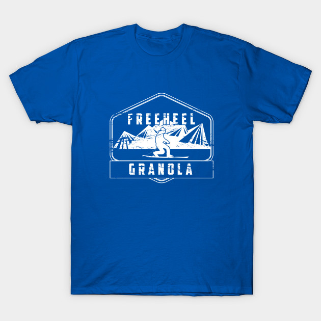 Freeheel Granola Official T