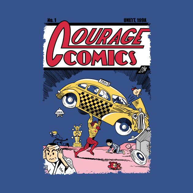Courage Comics