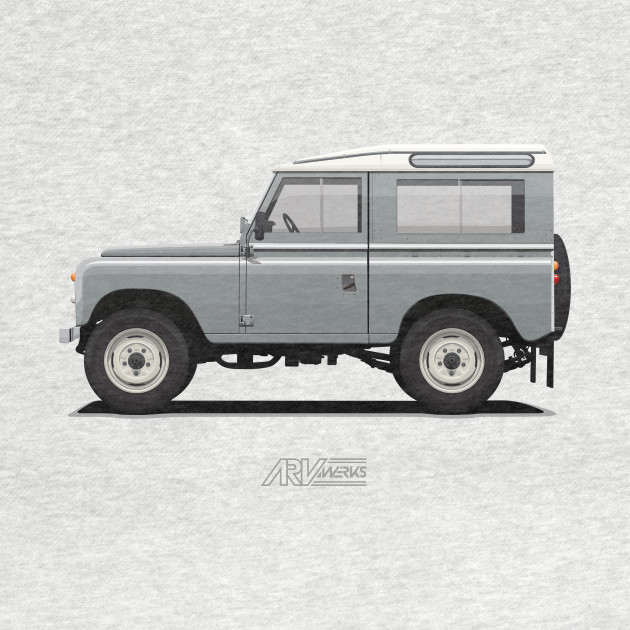 Series 3 Station Wagon 88 Mid Grey