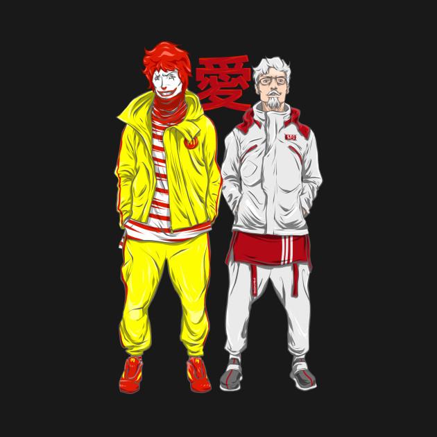 Fast Food Parody