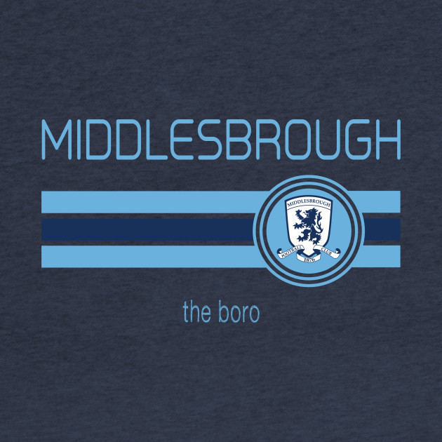EPL 2016 - Football - Middlesbrough (Away Navy)