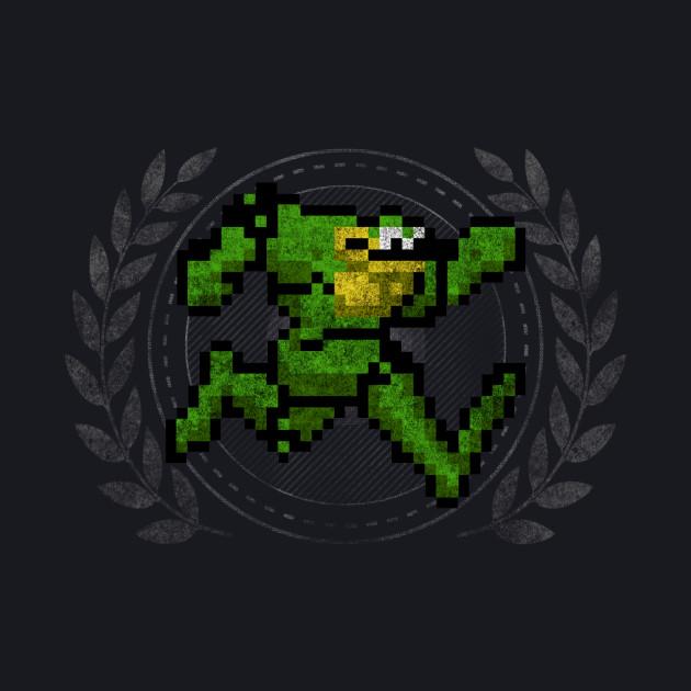 Battletoads - Sprite Badge