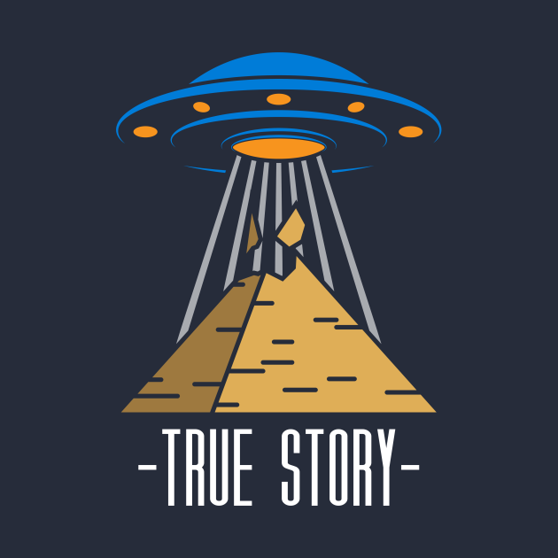 True Story UFO Conspiracy