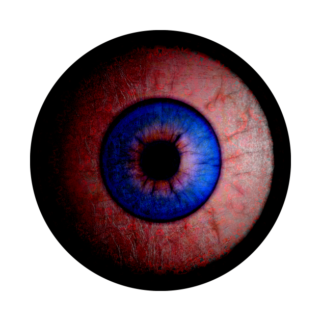 Pink  Eyeball Jewel