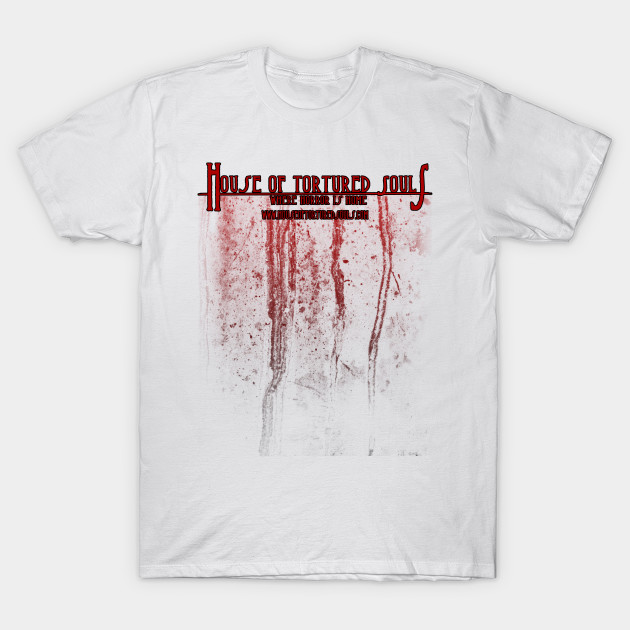 House of Tortured Souls T-Shirt-TOZ