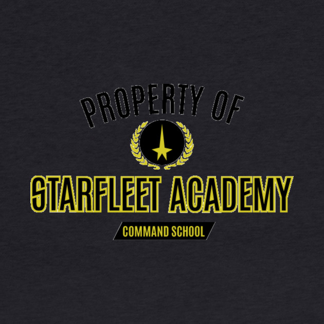 Property of Starfleet- Command