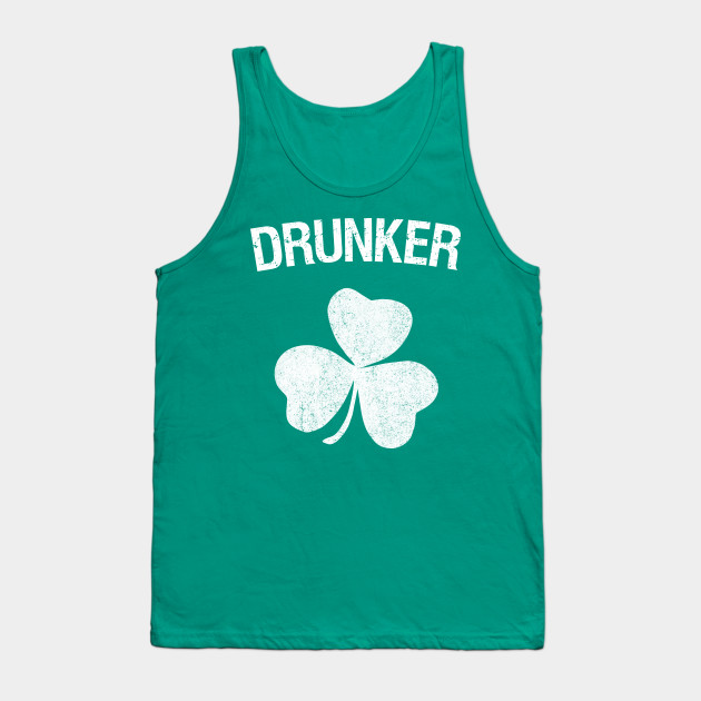 Drunker St. Patrick's Day Group Tank Top