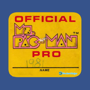 Ms Pac Man Gifts and Merchandise  7dbc44e4264f