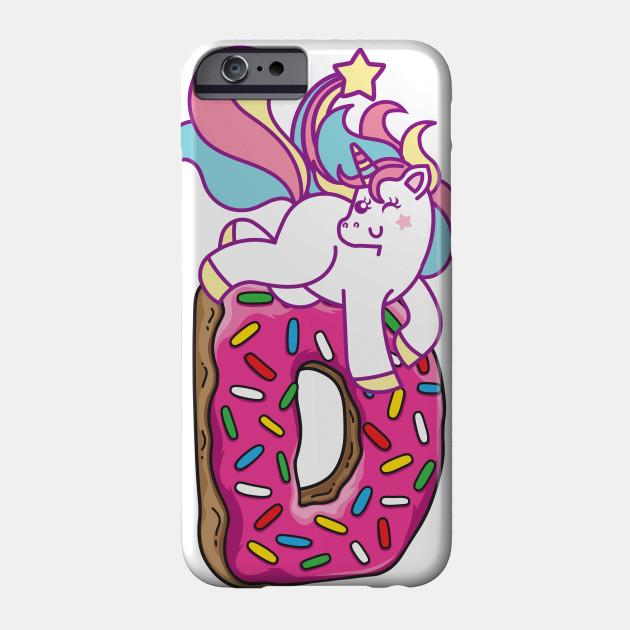 Unicorn & donut