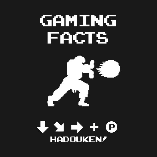 Gaming Facts Hadouken