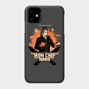 Chef Iggy iphone 11 case