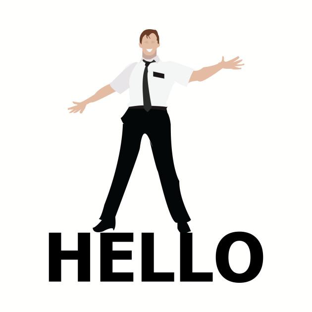 Hello-Book Of Mormon