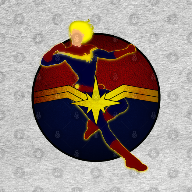 The marvelous Captain Marvel