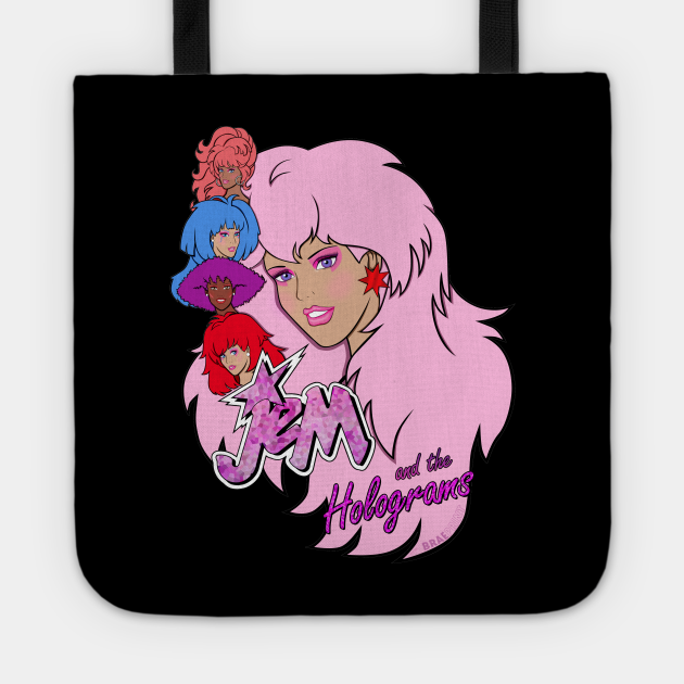 Jem and the Holograms by BraePrint