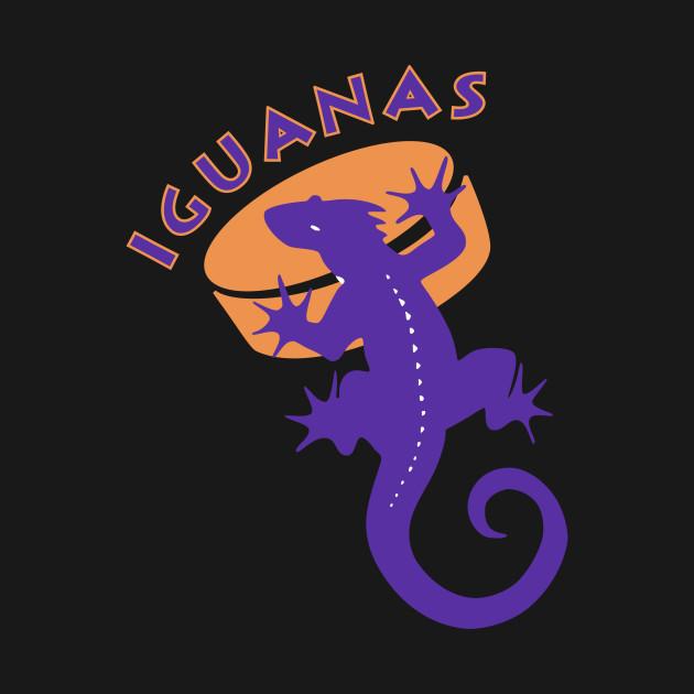 San Antonio Iguanas (Logo)