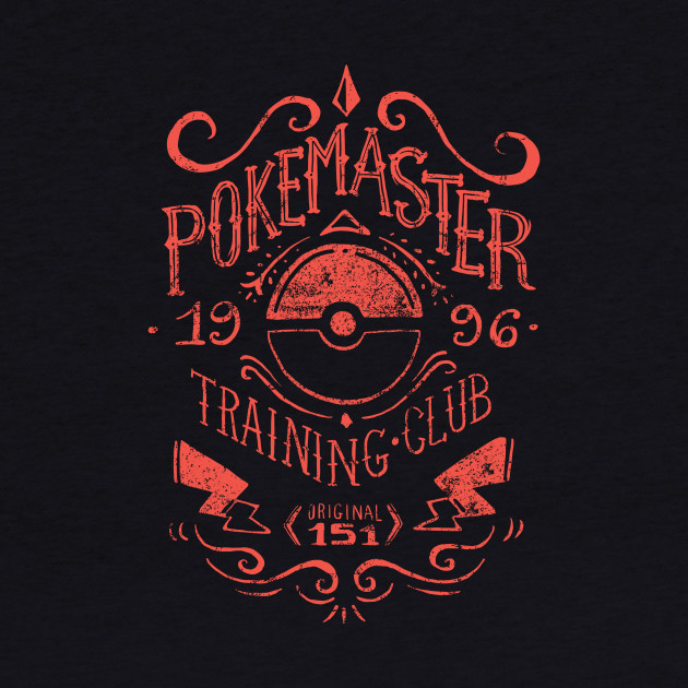 Pokemaster Training Club
