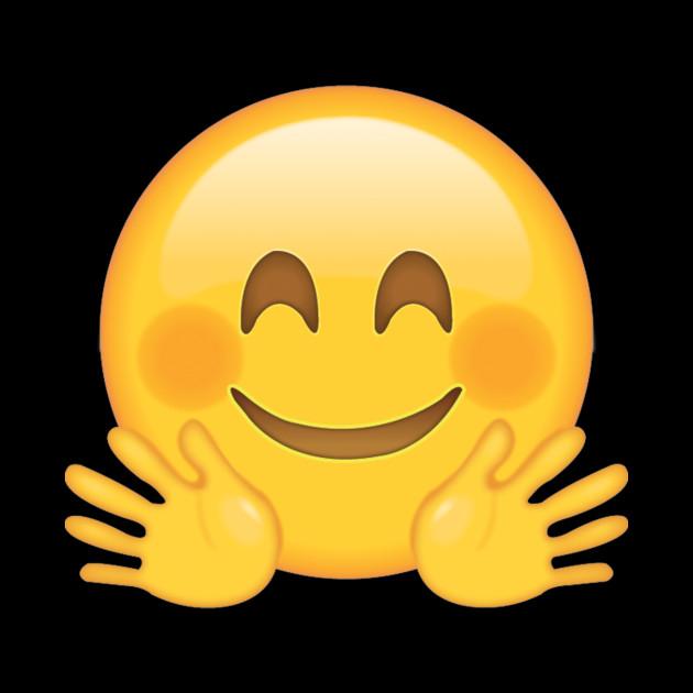 Emoji Jazz Hands Or Hug The Emoji