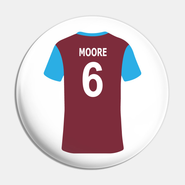 Bobby Moore Jersey