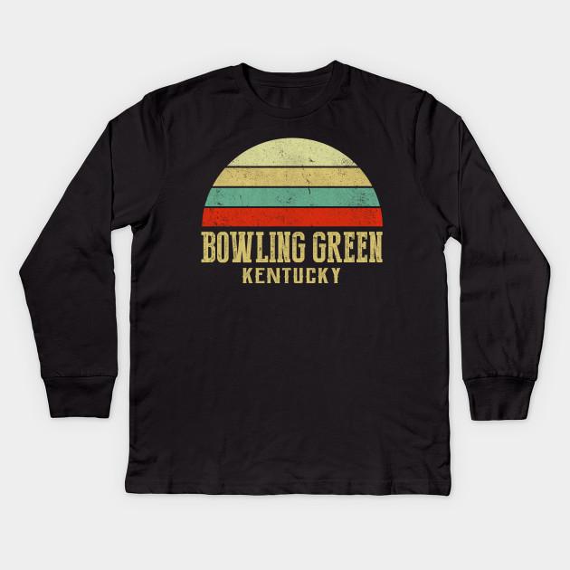 KENTUCKY - Vintage Retro Sunset BOWLING-GREEN, KY Shirt