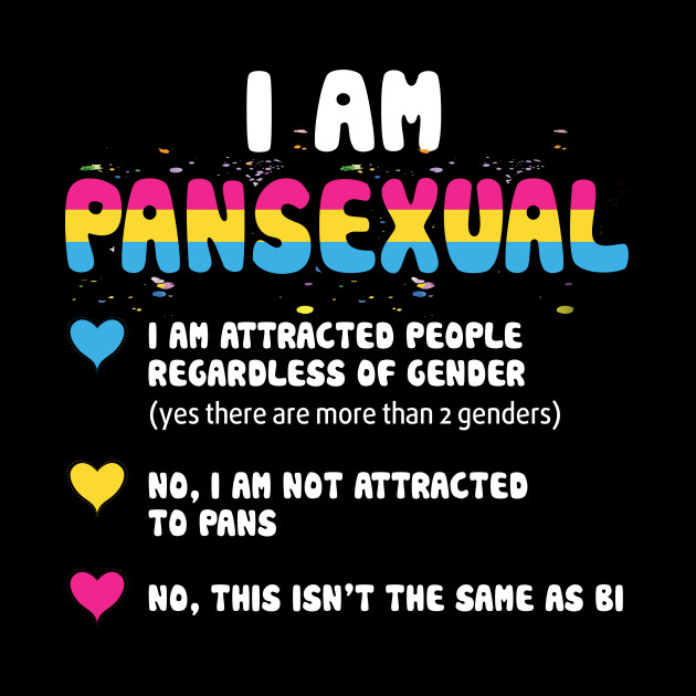 What is pansexual mean