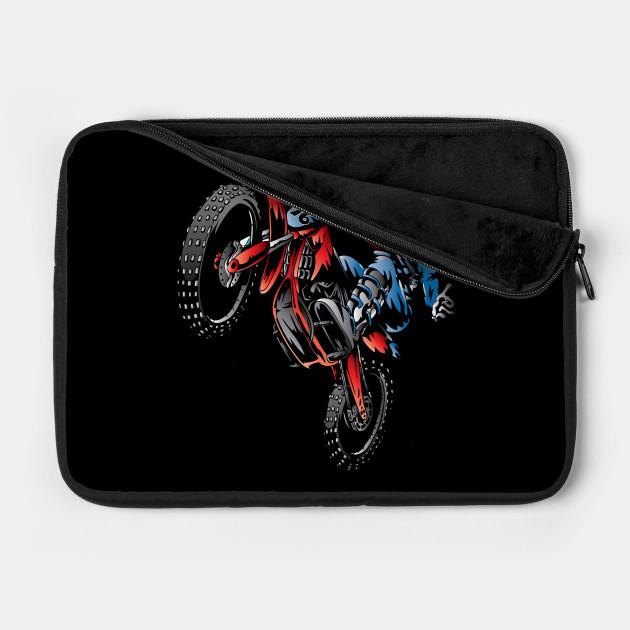 Dirtbike Motocross USA Rider