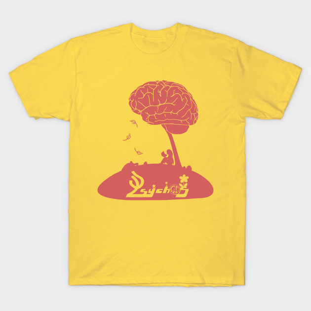 TeePublic - 'PsychOS Brain Tree'