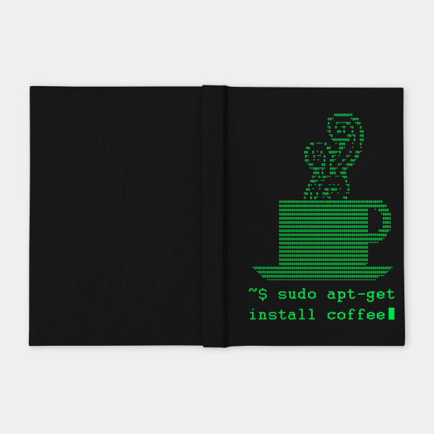 sudo apt-get install coffee
