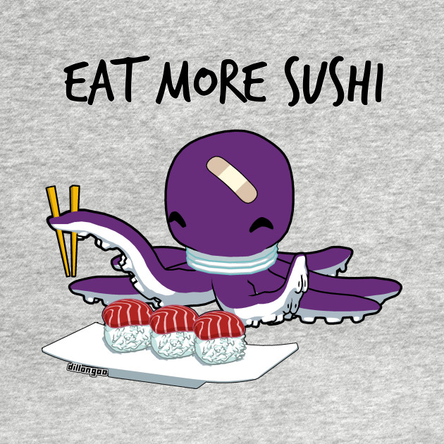 Eat more Sushi - Katsuwatch