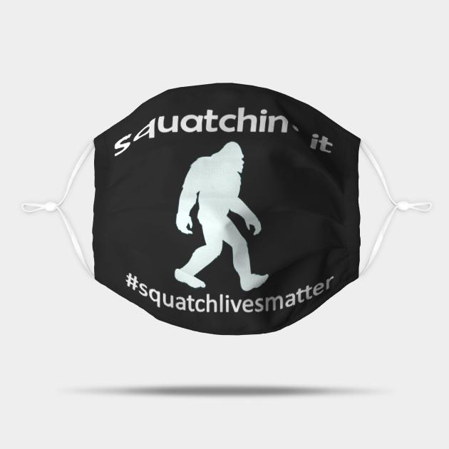 Squatchin tee