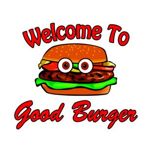Good Burger t-shirts