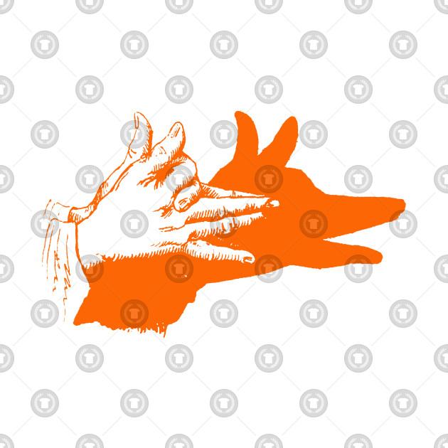 Shadow Hand Puppet Design