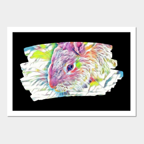 Lapin Posters And Art Prints Teepublic
