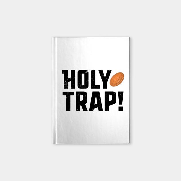 Trap Shooting T-Shirt Holy Trap Shotgun Clay Pigeon Skeet Pun
