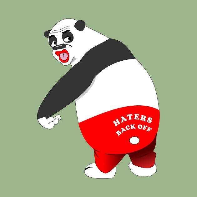 Back Off Panda