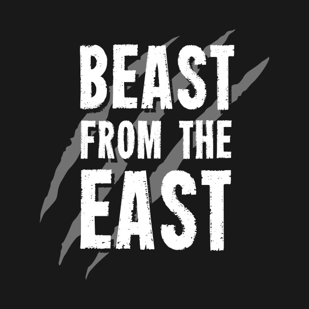 Beast From The East T Shirt